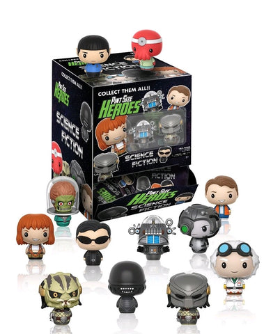 Science Fiction - Pint Size Heroes Blind Bags - Pre-Order