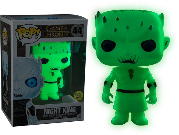 Game of Thrones - Night King Glow in the Dark Pop! Vinyl Figure
