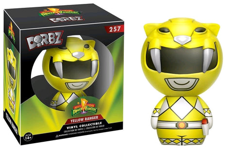 Power Rangers - Yellow Ranger Dorbz