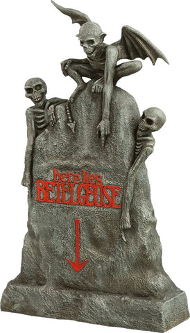 Beetlejuice - 1:6 Scale Tombstone Statue