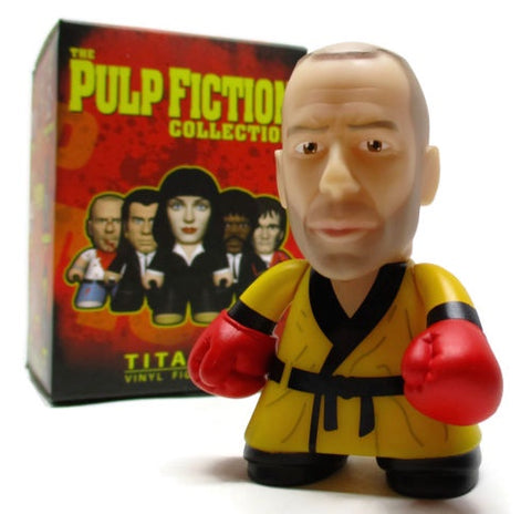 Pulp Fiction - Titans Loose Mystery Mini Figure: Butch (Boxer) 1:36 Chase Figure