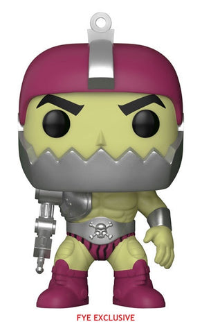Masters Of The Universe - Trapjaw Metallic Pop! Vinyl Figure - Pre-Order