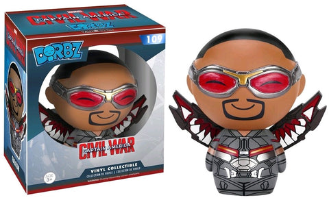 Captain America: Civil War - Falcon Dorbz Vinyl Figure
