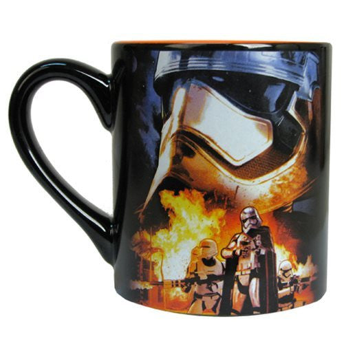 Star Wars - Captain Phasma and Flametroopers 14 oz. Ceramic Mug