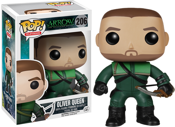Arrow - Oliver Queen Pop! Vinyl Figure
