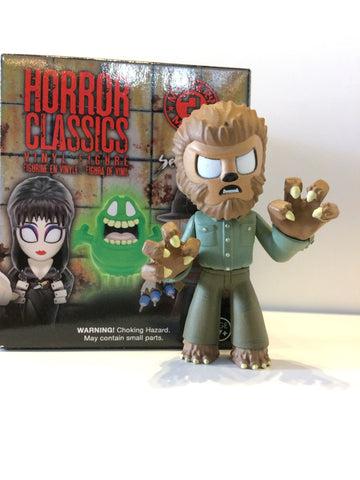 Horror Classics - Loose Mystery Mini Figure: The Wolfman (1:6)
