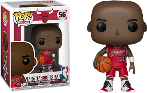 NBA Basketball - Michael Jordan Chicago Bulls Rookie Uniform Pop! Vinyl Figure - Pre-Order