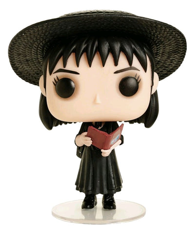 Beetlejuice - Lydia with Handbook Pop! Vinyl Figure - Pre-Order
