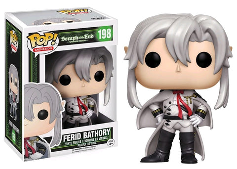 Seraph of the End - Ferid Bathory Pop! Vinyl Figure - Pre-Order
