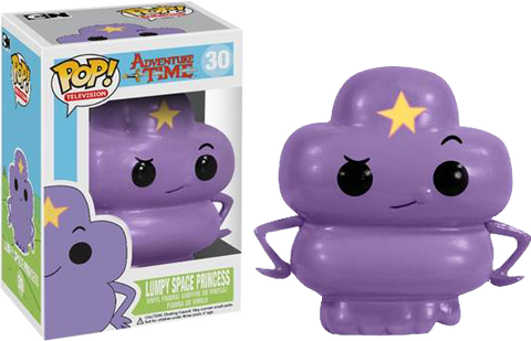 Adventure Time - Lumpy Space Princess Pop! Vinyl Figure