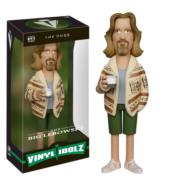 The Big Lebowski - The Dude Vinyl Idolz Figure