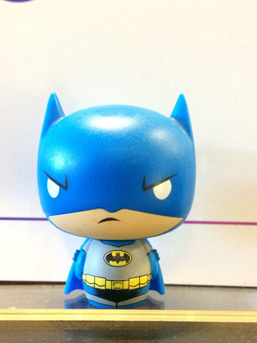 Batman - Pint Size Heroes - Loose Mystery Mini Figure: Batman (Blue Suit)