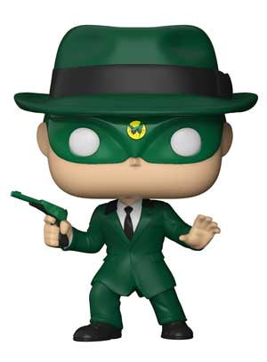 Green Hornet - Green Hornet 1960 TV Series Specialty Series Exclusive Pop! Vinyl Figure - Pre-Order
