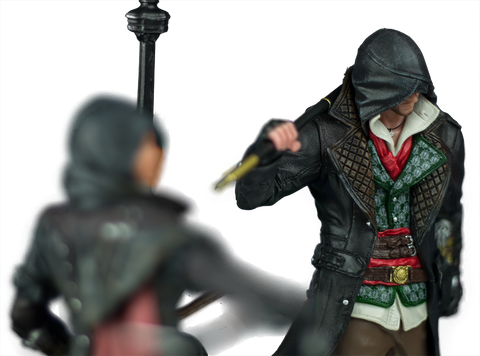 "Assassin's Creed: Syndicate - Jacob Frye 12.9"" Vinyl Statue"