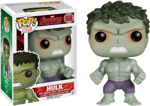 Avengers: Age of Ultron - Savage Gray Hulk Pop! Vinyl Figure