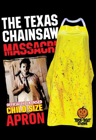 The Texas Chainsaw Massacre - Childs Apron - Pre-Order