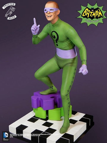 Batman - 1966 Riddler Maquette Statue by Tweeterhead