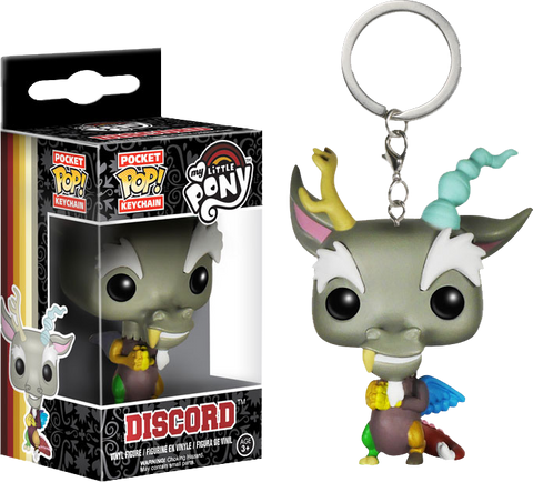 My Little Pony - Discord Pocket POP! Keychain