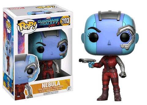 Guardians of the Galaxy: Vol. 2 - Nebula Pop! Vinyl Figure