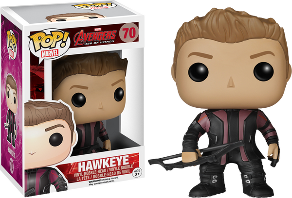 Avengers: Age of Ultron - Hawkeye Pop! Vinyl Figure