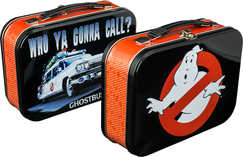 Ghostbusters - Logo Lunchbox