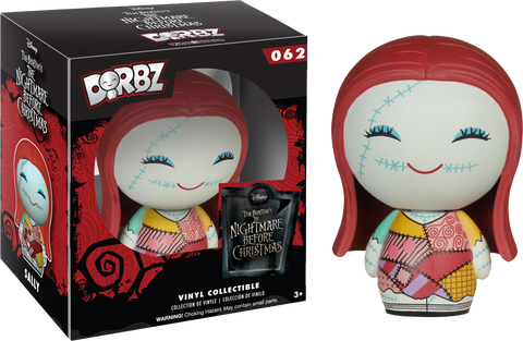 The Nightmare Before Christmas - Sally Dorbz Vinyl Figure