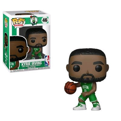 NBA: Celtics - Kyrie Irving Pop! Vinyl Figure - Pre-Order