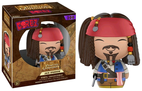 Pirates of the Caribbean - Jack Sparrow Dorbz - Pre-Order