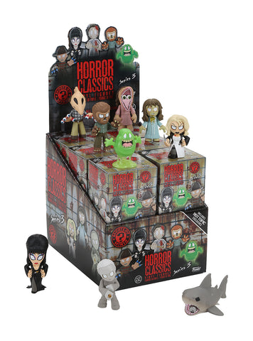 Horror Classics - Hot Topic Exclusive Mystery Mini Blind Box Figures Series 3