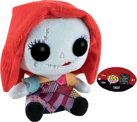 "The Nightmare Before Christmas - Sally 6"" Pop! Plush - Pre-Order"