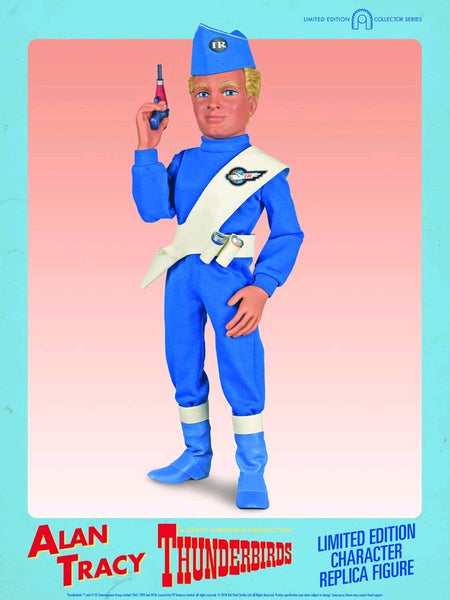 "Thunderbirds - Alan Tracy 12"" 1:6 Scale Collector Figure - Pre-Order"