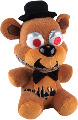 "Five Nights at Freddy's - Nightmare Freddy 6"" Plush"