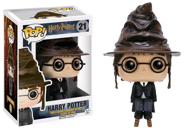 Harry Potter - Sorting Hat Pop! Vinyl Figure