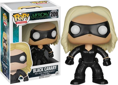 Arrow - Black Canary Pop! Vinyl Figure