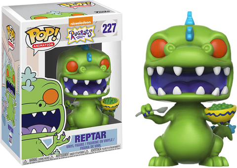 Rugrats - Reptar with Cereal Pop! Vinyl Figure - Pre-Order