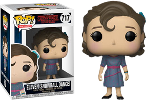 Stranger Things - Eleven at Dance Pop! Vinyl Figure - Pre-Order