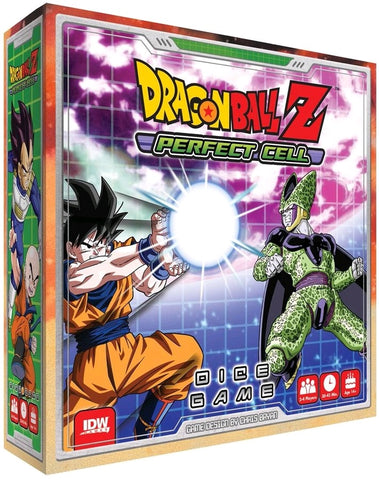 Dragon Ball Z - Perfect Cell Board Game - Pre-Order