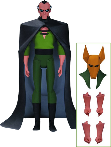 Batman: The Animated Series - Ra's Al Ghul Action Figure
