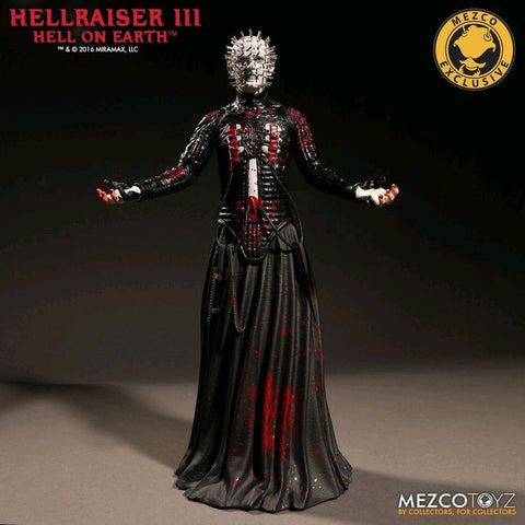 "Hellraiser 3: Hell On Earth - Pinhead Bloody Exclusive 12"" Action Figure"