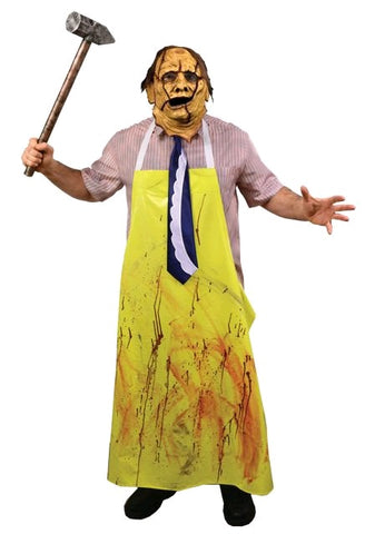 The Texas Chainsaw Massacre - Costume & Mask Combo - Pre-Order