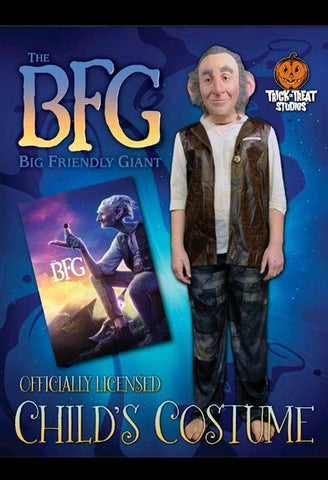 The BFG - BFG Costume Childs - Pre-Order