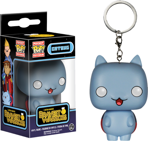 Bravest Warriors - Catbug Pocket Pop! Keychain