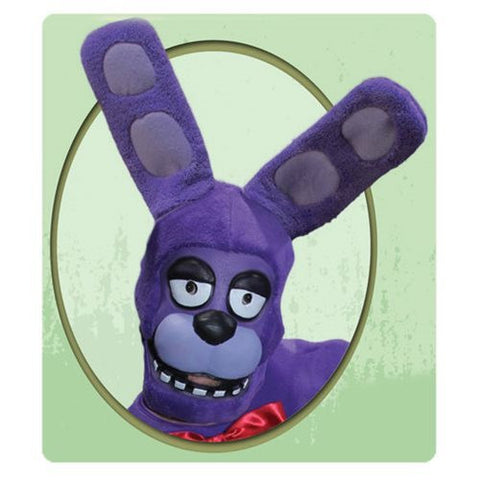 Five Nights at Freddy's - Bonnie 3/4 Adult Mask - Pre-Order