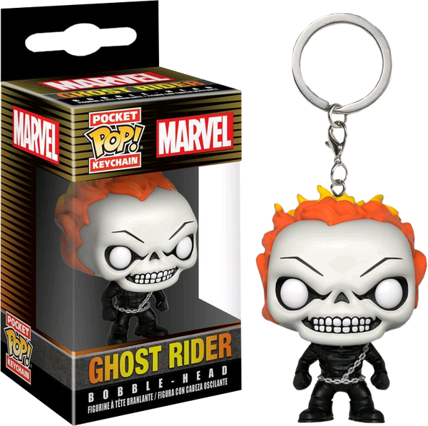 Agents of S.H.I.E.L.D. - Ghost Rider Pocket Pop! Vinyl Keychain