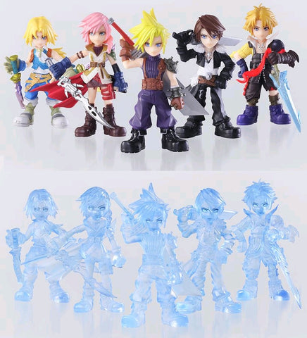 Final Fantasy - Opera Omnia Trading Arts Figures: Case of 10 Blind Boxes - Pre-Order