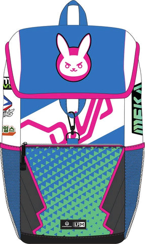 Overwatch - D.Va Backpack - Pre-Order