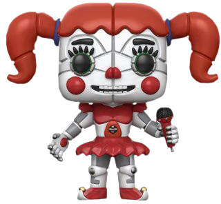 Five Nights at Freddy's: Sister Location - Baby Pop! Vinyl Figure - Pre-Order