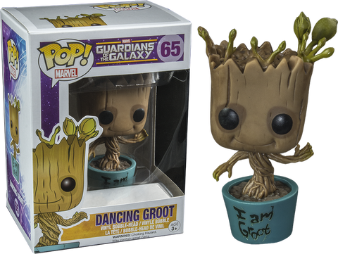 Guardians Of The Galaxy - Dancing Groot (I am) Pop! Vinyl Figure