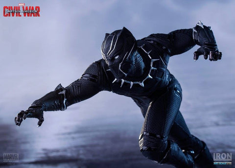 Captain America: Civil War - Black Panther 1:10 Scale Statue