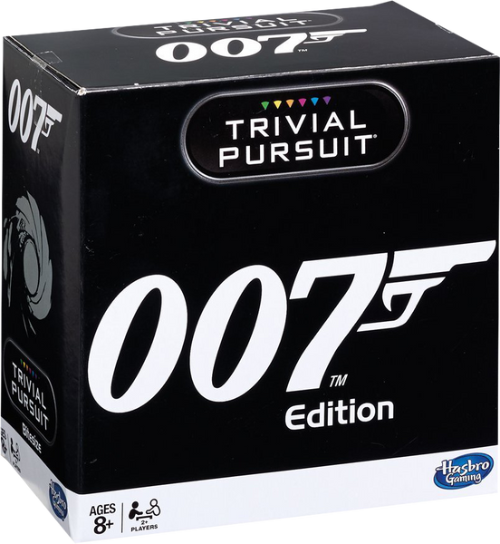 James Bond - Trivial Pursuit Game